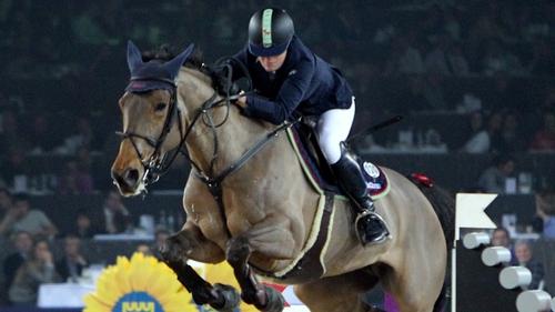 Jessica Kurten has been in great form in Verona