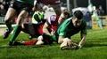 Connacht 17-13 Scarlets