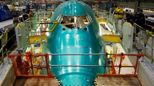 Boeing expects to deliver more planes this year