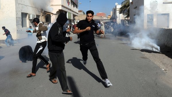 Bahrain - Egypt protests have inspired similar demonstrations