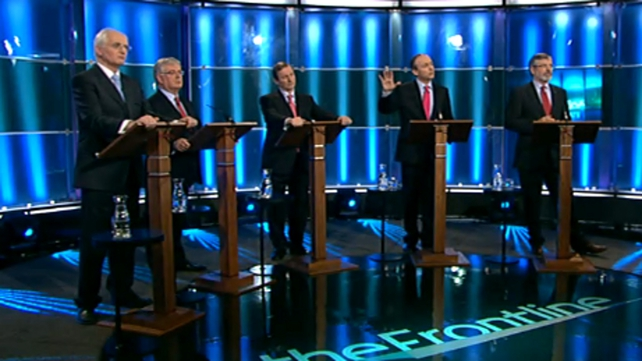 Debate - Party leaders avoided slip-ups