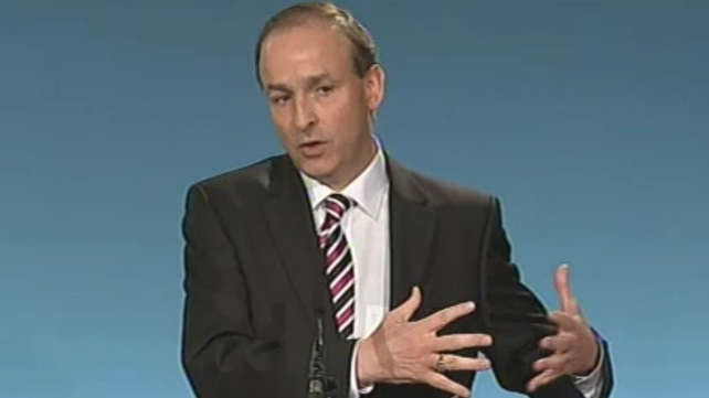 Micheál Martin - Launched political reform proposals