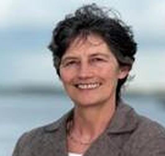 An comhairleoir cathrach, Catherine Connolly.