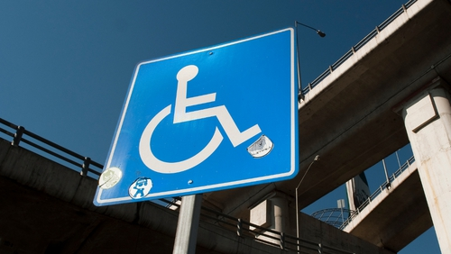 ESRI study was commissioned by the National Disability Authority