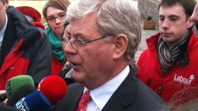 Eamon Gilmore - Will not support a reversal of stag hunting ban