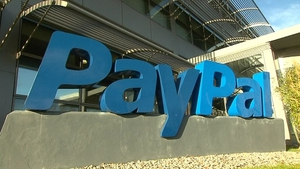 PayPal's quarterly revenue rose to $3.86 billion from $3.13 billion