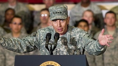 General David Petraeus - Afghan attacks down by 'a few percent'