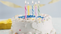 Birthday Cake - Save a little cash when you make this delicious homemade cake!