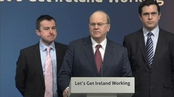 RTÉ.ie Extra Video: Fine Gael Press Conference