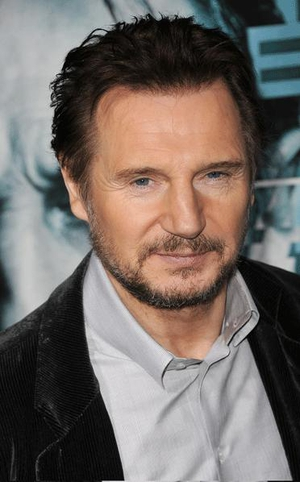 Taken star Liam Neeson reportedly came to the rescue of a vulnerable stray day in Central Park