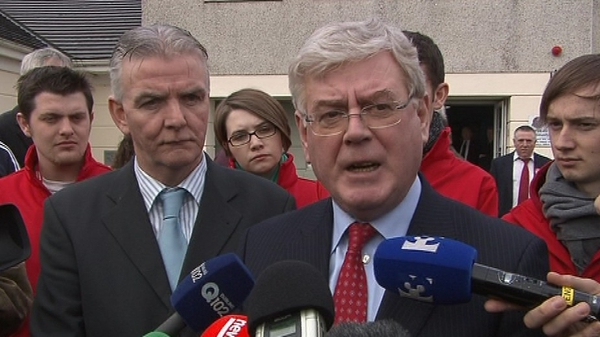 Labour Party - Continues to attack FG policies
