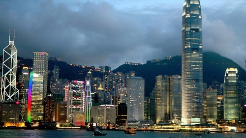 Hong Kong house prices have soared 165% over the last decade