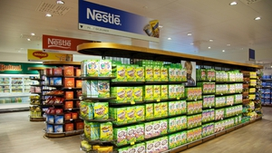 Nestle today reported growth of 2.5% in developed markets and 6.7% in emerging markets