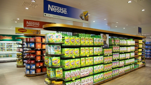 Nestlé said the positions will be filled at its Dublin and Limerick plants