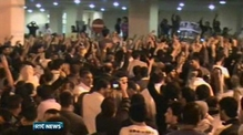 Nine News: Bahraini security forces open fire on protestors