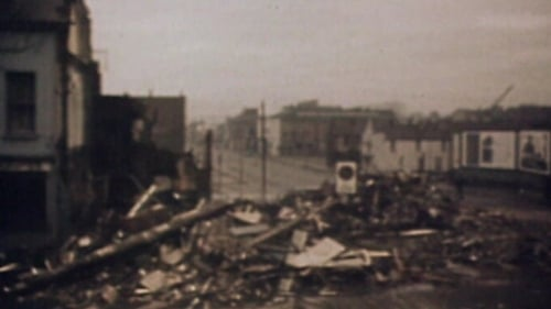 The bombing was carried out by the UVF, but was presented by the RUC as an 'own goal' by the IRA