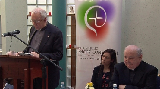 Bishop of Kilmore Leo O'Reilly responds to the Expert Group on Abortion's recent report
