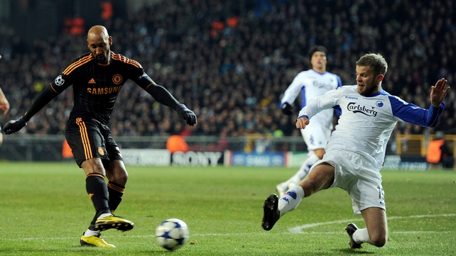 Nicolas Anelka is set to join West Brom