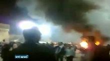 Nine News: Gaddafi vows to crush Libya uprising