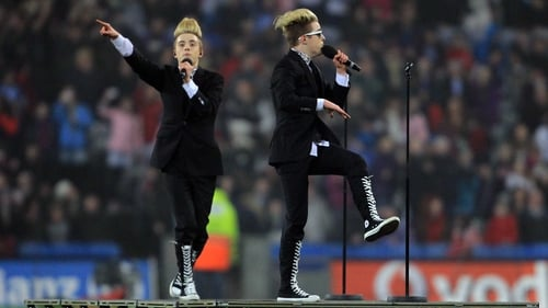 Jedward are fast becoming a guilty pleasure for Jacqui Hurley