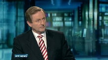 Six One News: Kenny outlines plans for public service