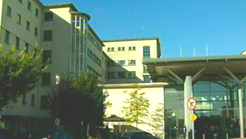 The man's body was removed to University Hospital Galway