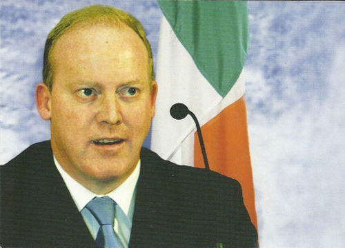 Conor Lenihan's Canvass Card image for Election 2011