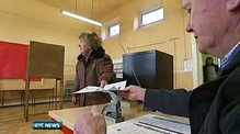 Nine News: Islanders cast their vote today