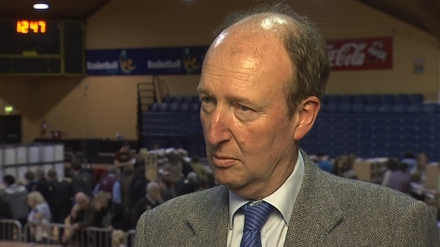 Shane Ross - No contact from Fine Gael