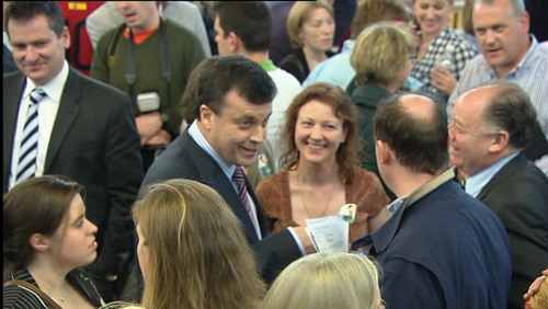 By-election will fill the seat held by former Minister for Finance Brian Lenihan