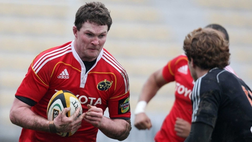 Donnacha Ryan is included in the travelling party