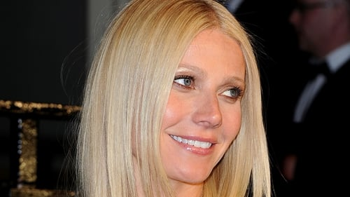 Paltrow - Burned off eyebrows while cooking last year