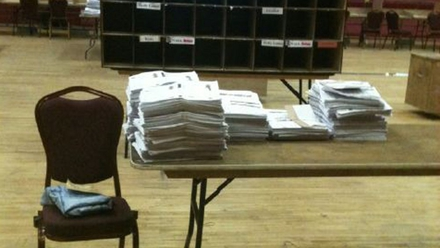 Galway West recount