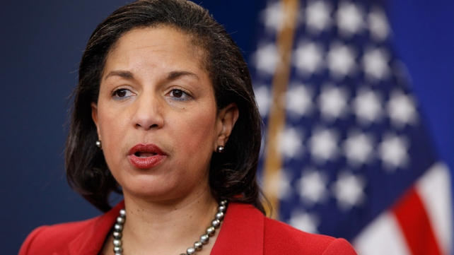 US Ambassador to the UN Susan Rice has warned violence in Syria could escalate