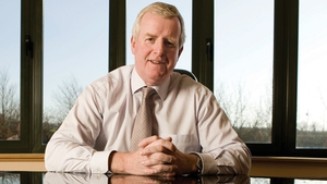 Glanbia group managing director John Moloney says company's prospects for 2013 are good