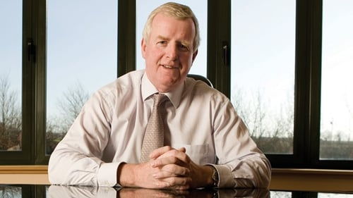 Former Glanbia chief John Moloney to become DCC chairman later this year