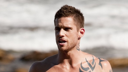 Dan Ewing wants to make it in the US