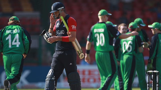Kevin Pietersen was not named in the England squad for the T20 World Cup in March