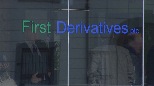 First Derivatives sells software which helps financial exchanges monitor trades