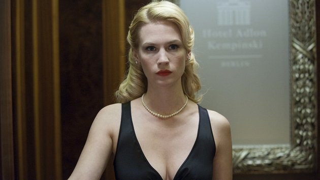 Mad Men actress January Jones fails to make her mark in a key role