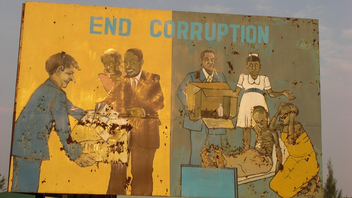 3 experts on corruption discuss their books with Mary Wilson