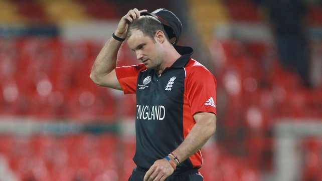 England captain Andrew Strauss wonders where it all went wrong for the English