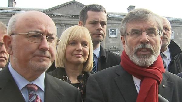 Sinn Féin - Dáil representation has risen to 14 TDs
