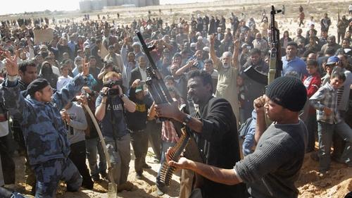 Libya - Rebels rule out negotiation with Gaddafi