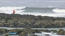 Six One News: Search resumes for man off Kerry coast