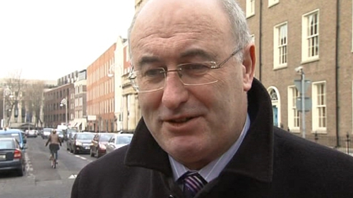 Phil Hogan - Moriarty Tribunal matters are 'very serious'