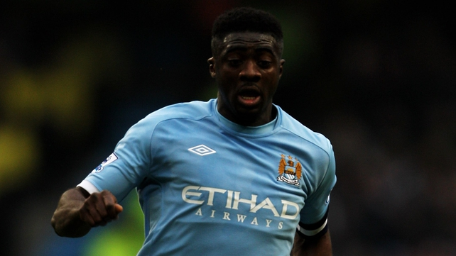 Kolo Toure has completed his move to Liverpool