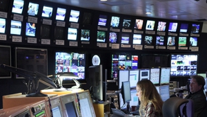 Revenue for first nine months of BSkyB's fiscal year up 6% to £5.4 billion, in line with consensus