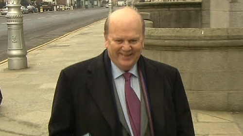 Michael Noonan - New Finance Minister