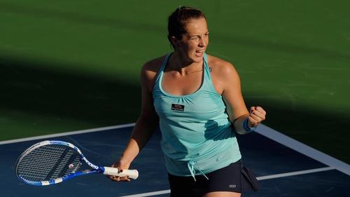 Anastasia Pavlyuchenkova has won all the WTA finals she has contested